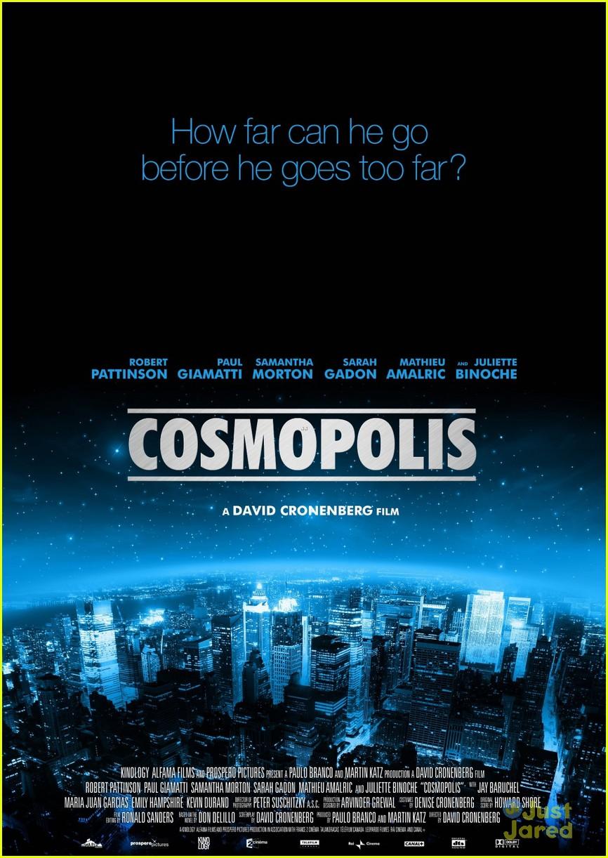 Cosmópolis Filme Stunning du film cosmopolis