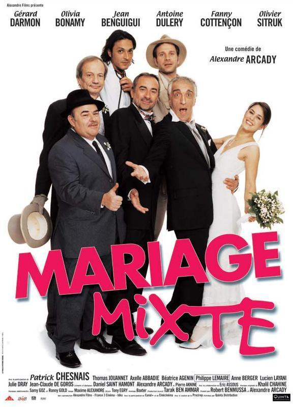 mariage mixte film 2003 - Les Films De Mariage