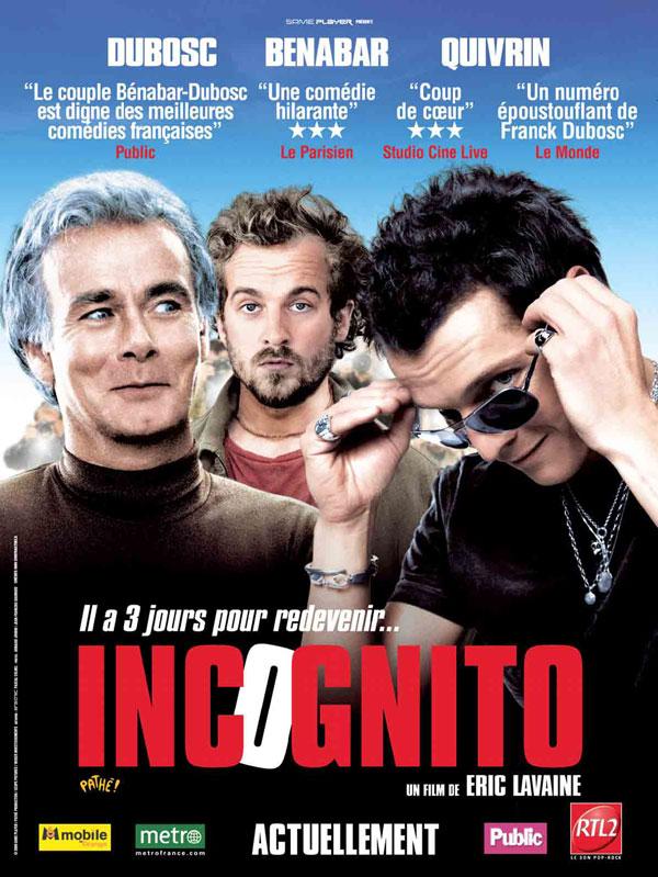 film in incognito