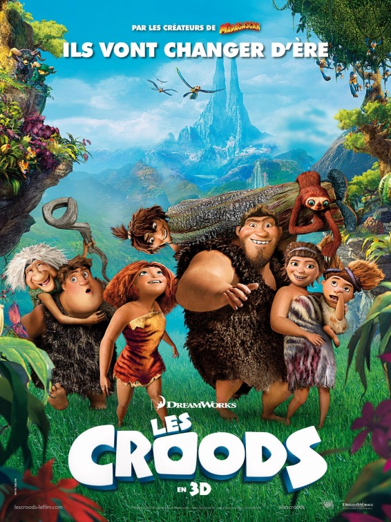 Les Croods (Dreamworks) 143988