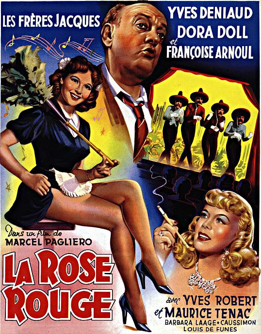 La rose rouge [film 19...