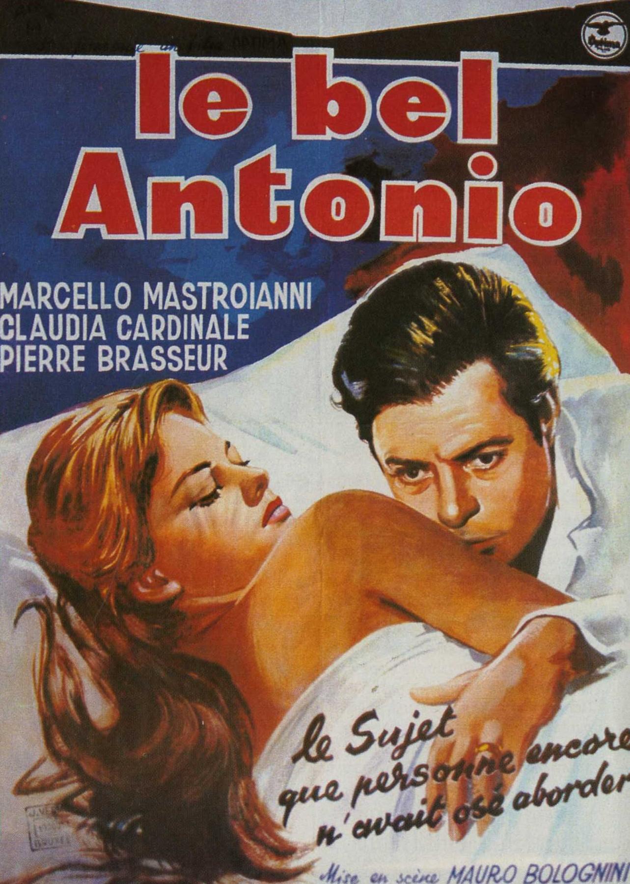 le-bel-antonio-affiche