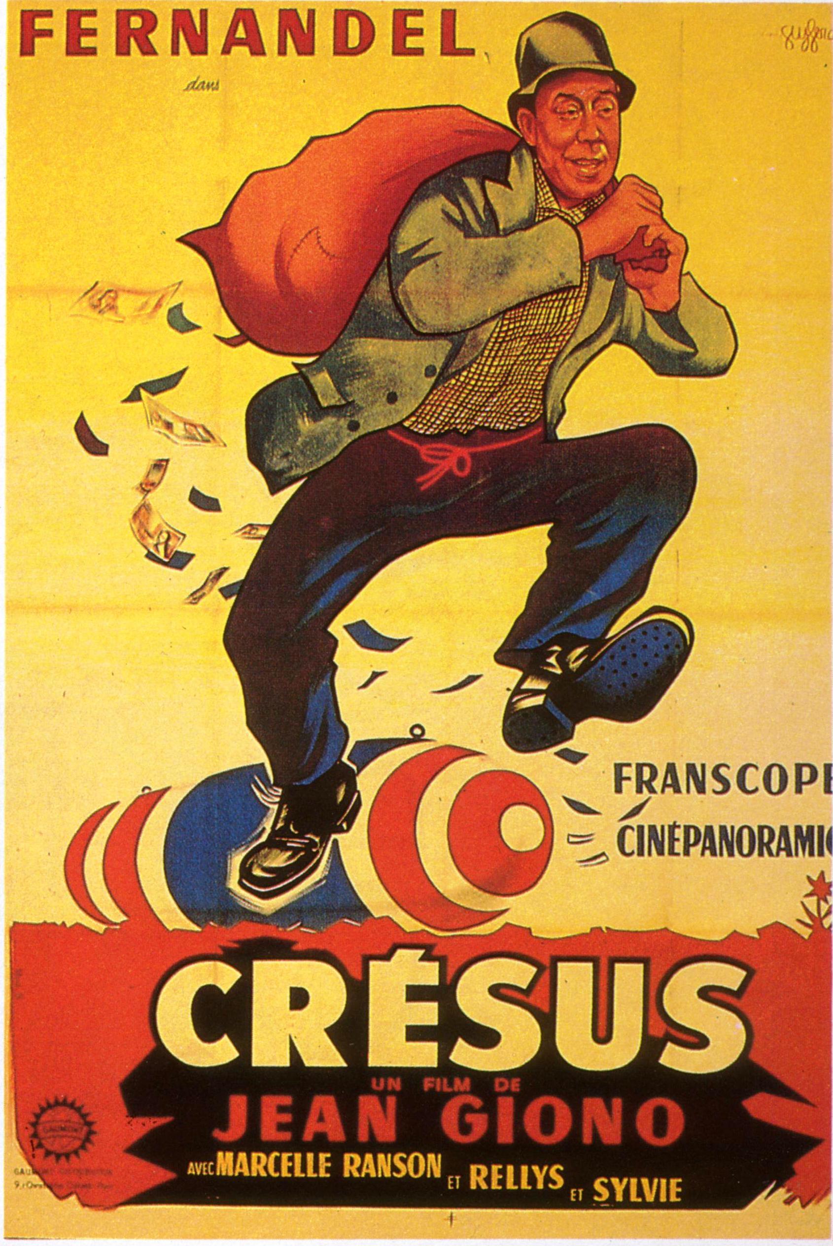 Crésus affiche