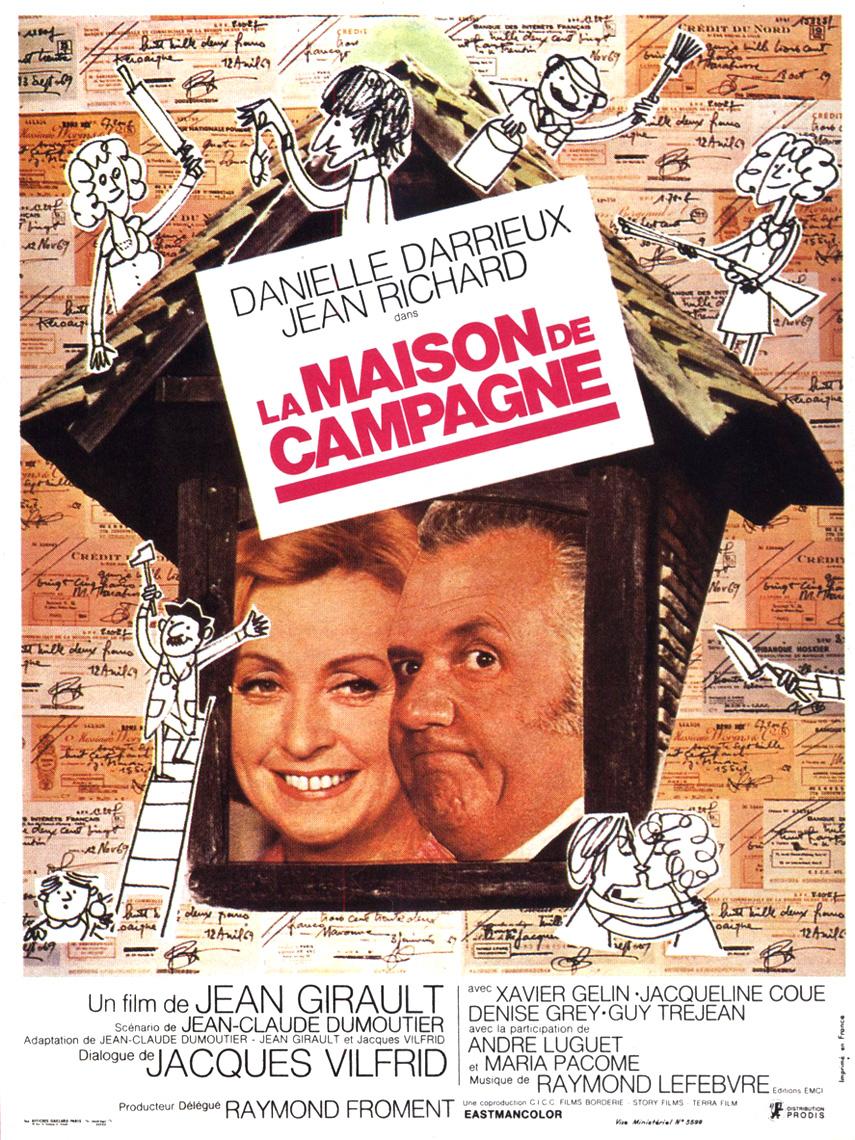 La maison de campagne film 1969 - La maison de campagne ...