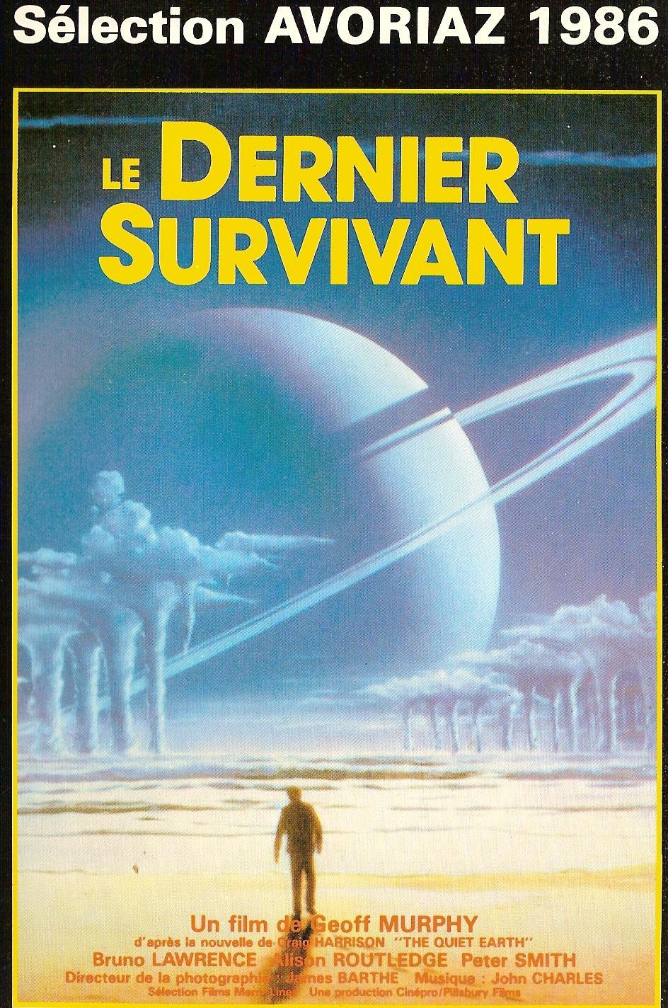 Le Dernier Survivant affiche