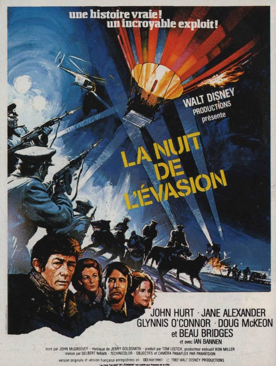 """Résultat de recherche d'images pour """"la nuit de l evasion film"""""""