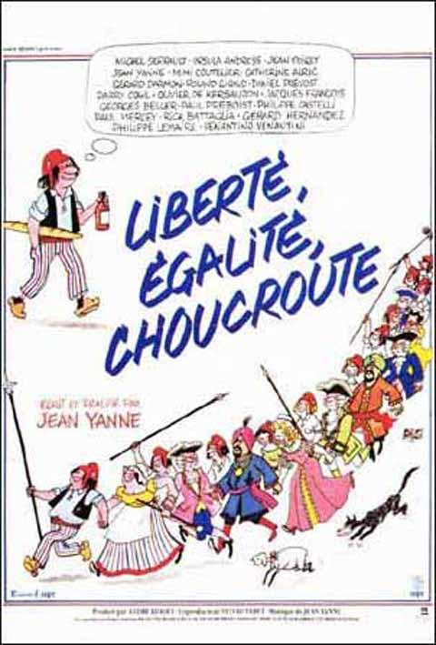 liberte egalite choucroute