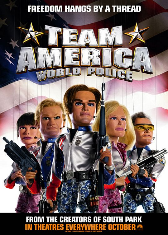 team america en streaming