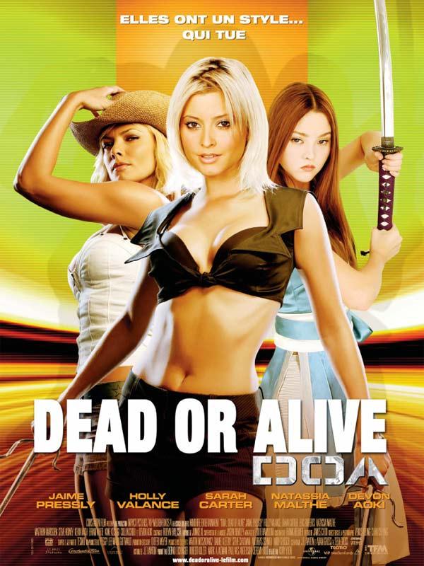 Dead or Alive, DOA (2006) Film Streaming Gratuit