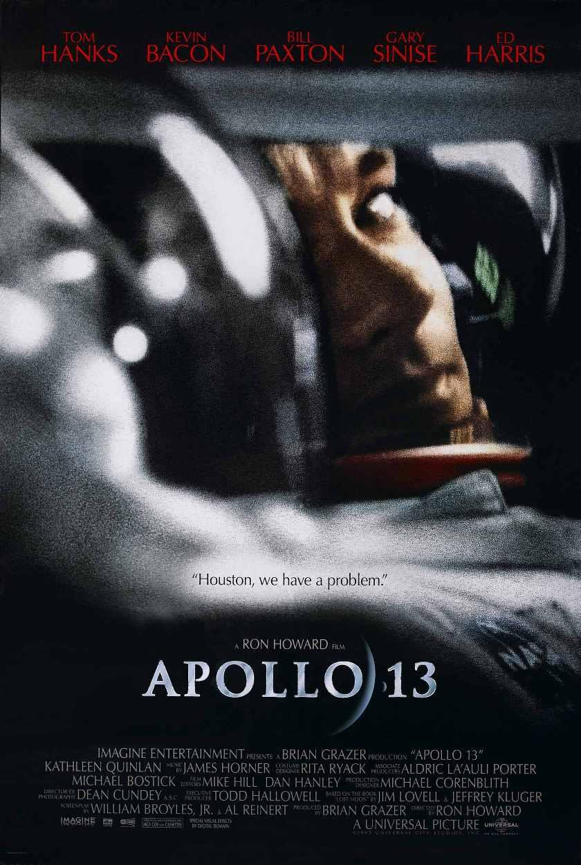 Apollo 13 : les affich...