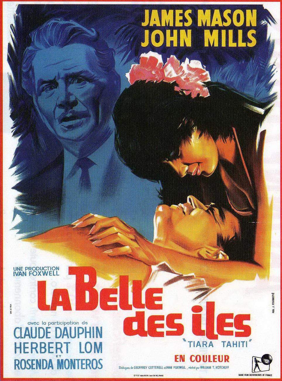 La Belle des Iles [film 1962]