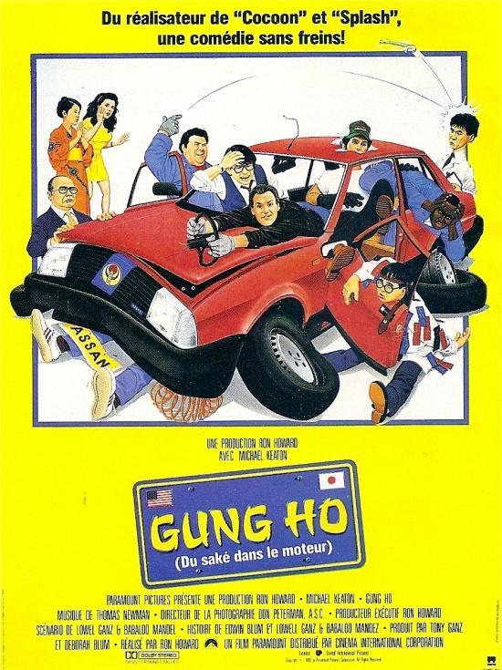 book gung ho Gung ho - comic book 53k likes gung ho est une série de bande dessinée prévue en 5 tomes de 80 pages, écrite par benjamin von eckartsberg et illustrée.