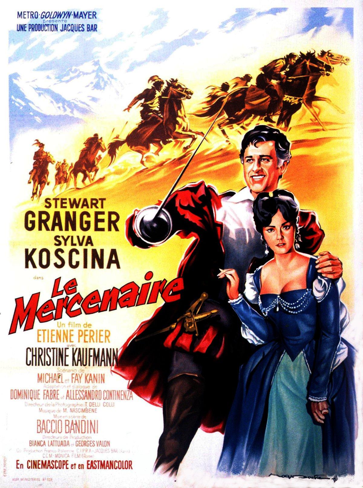 Jack Palance Filmes Good du film le mercenaire