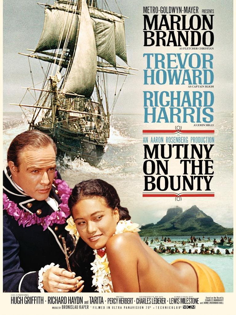 les revoltes du bounty