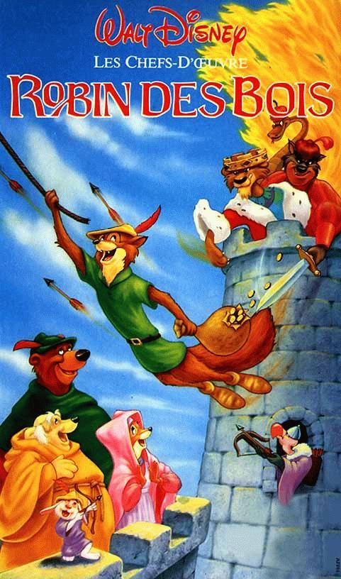 Affiche du film Robin des bois ~ Robin Des Bois Le Film