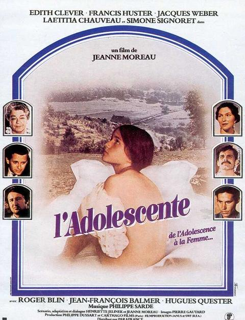 Films faciaux de l'adolescence