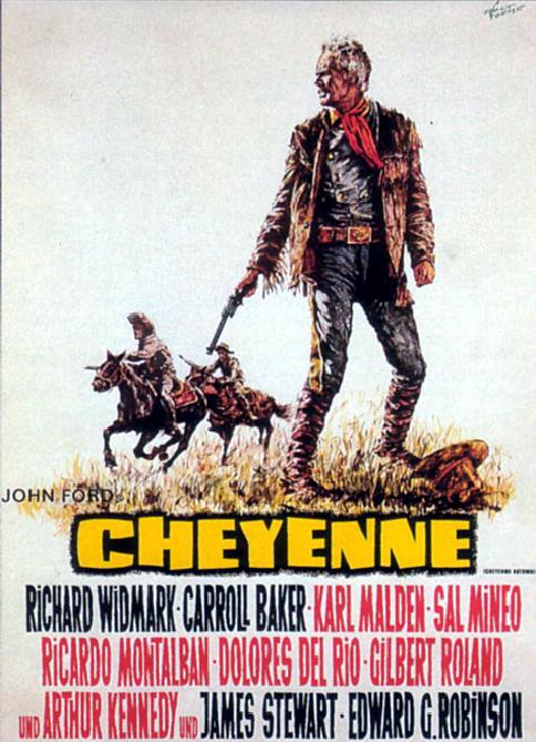 le film les cheyennes