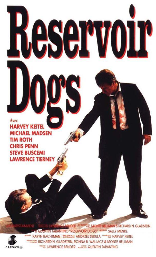 Reservoir Dogs Stream