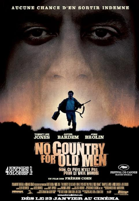 no country for old men synopsis No country for old men script taken from a transcript of the screenplay and/or the coen brothers movie.