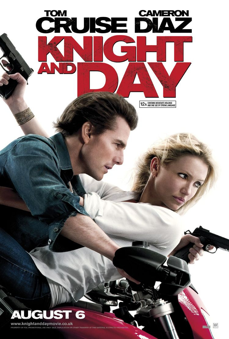 Night and Day (2010) affiche