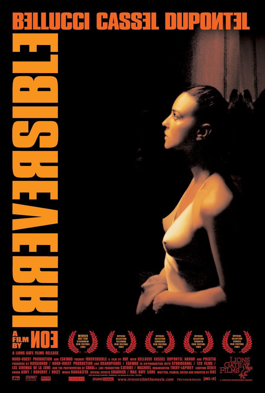 Irreversible Filme Awesome du film irréversible