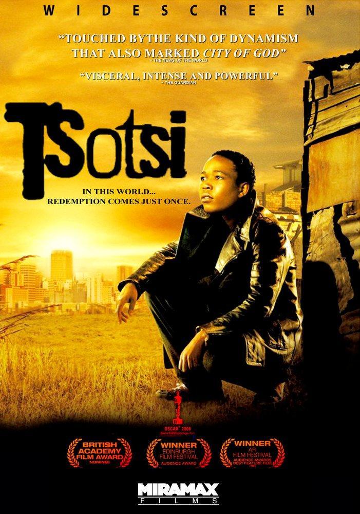 Mon Nom Est Tsotsi Film 2005