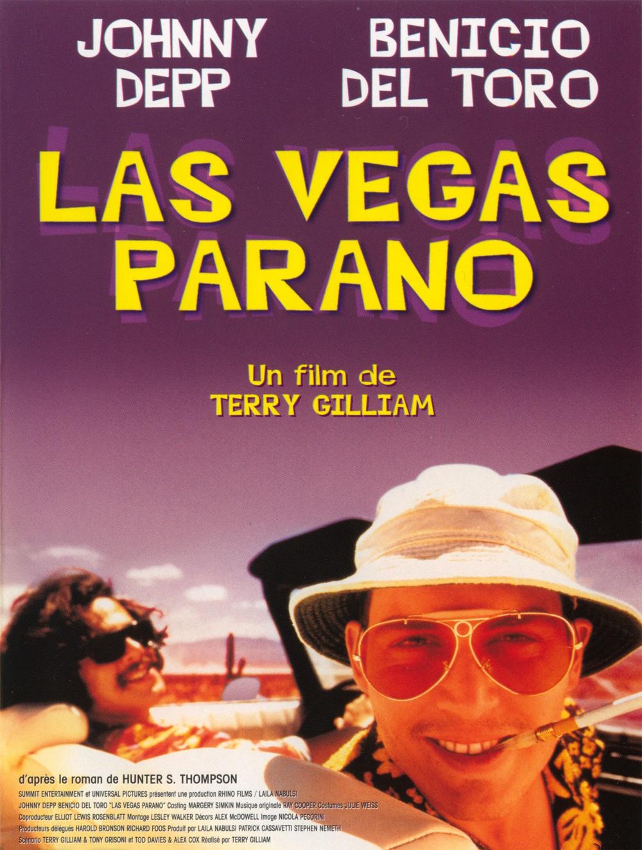 Las Vegas Parano Affiche Affiche du Film Las Vegas