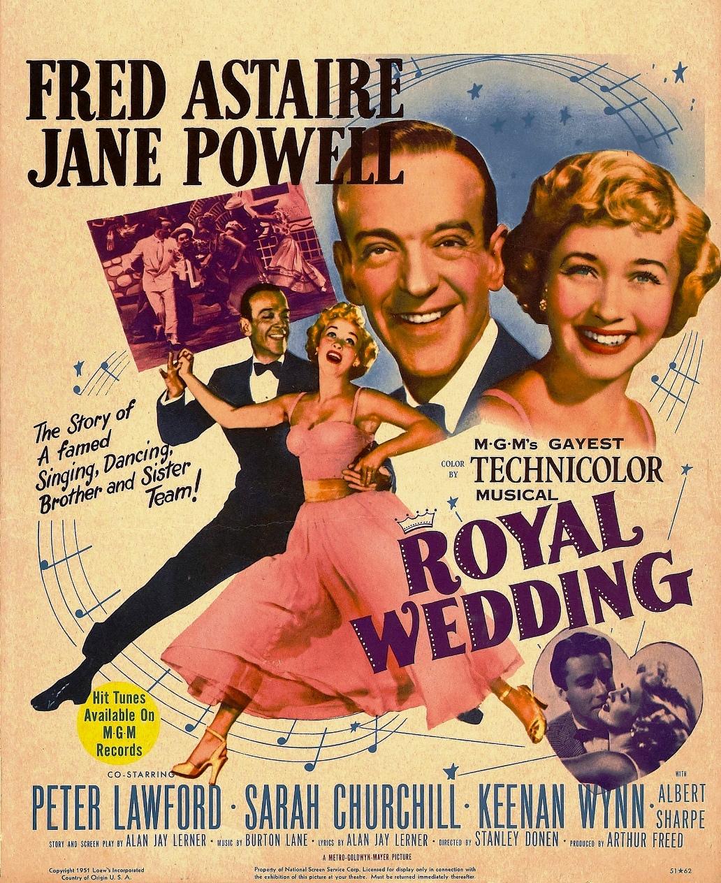 mariage royal film 1950 - Les Films De Mariage