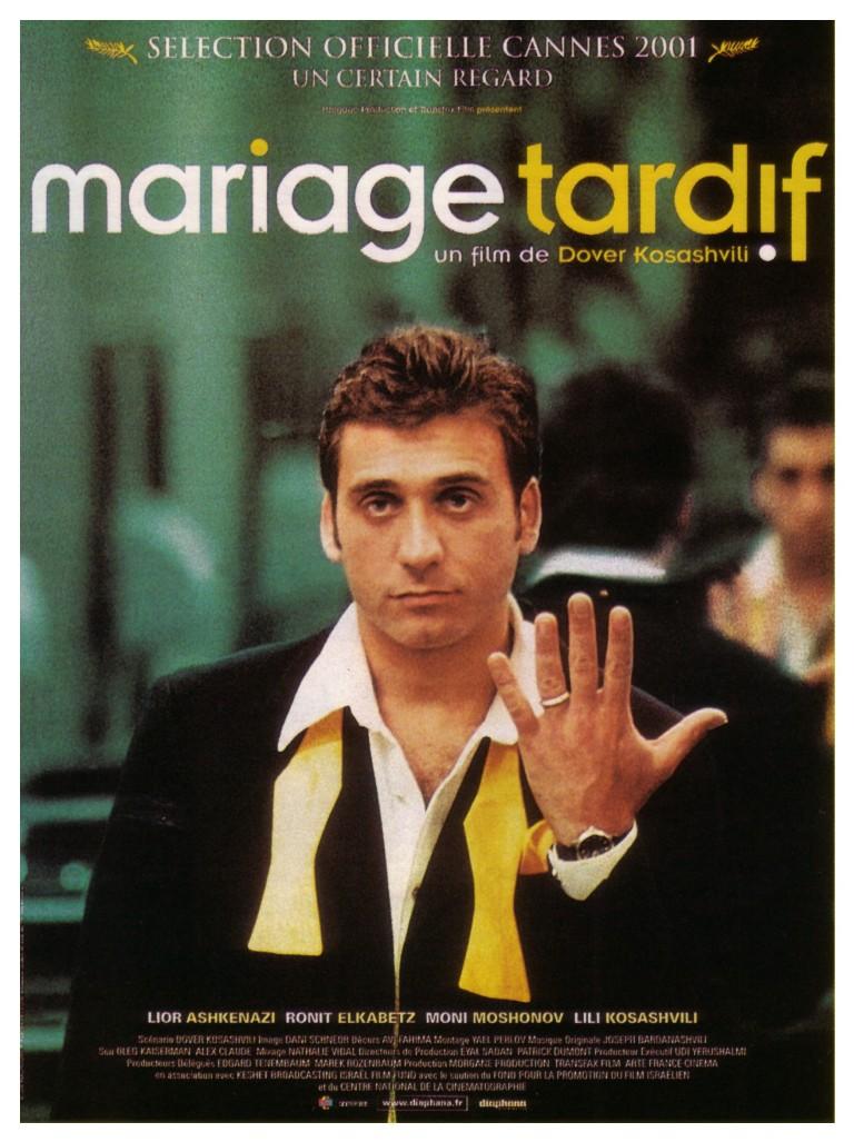 affiche du film mariage tardif - Film De Mariage