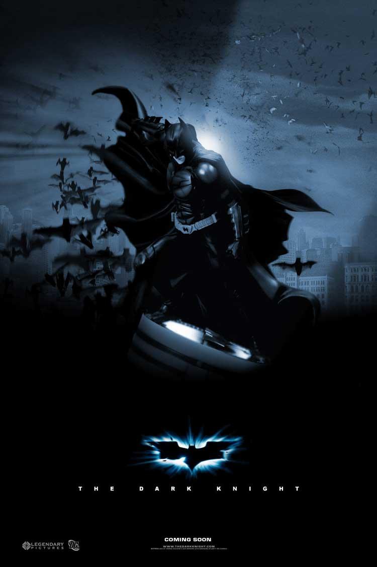 The Dark Knight, Le Chevalier Noir en Streaming