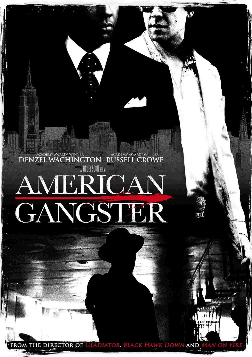 Essay for america gangster the movie