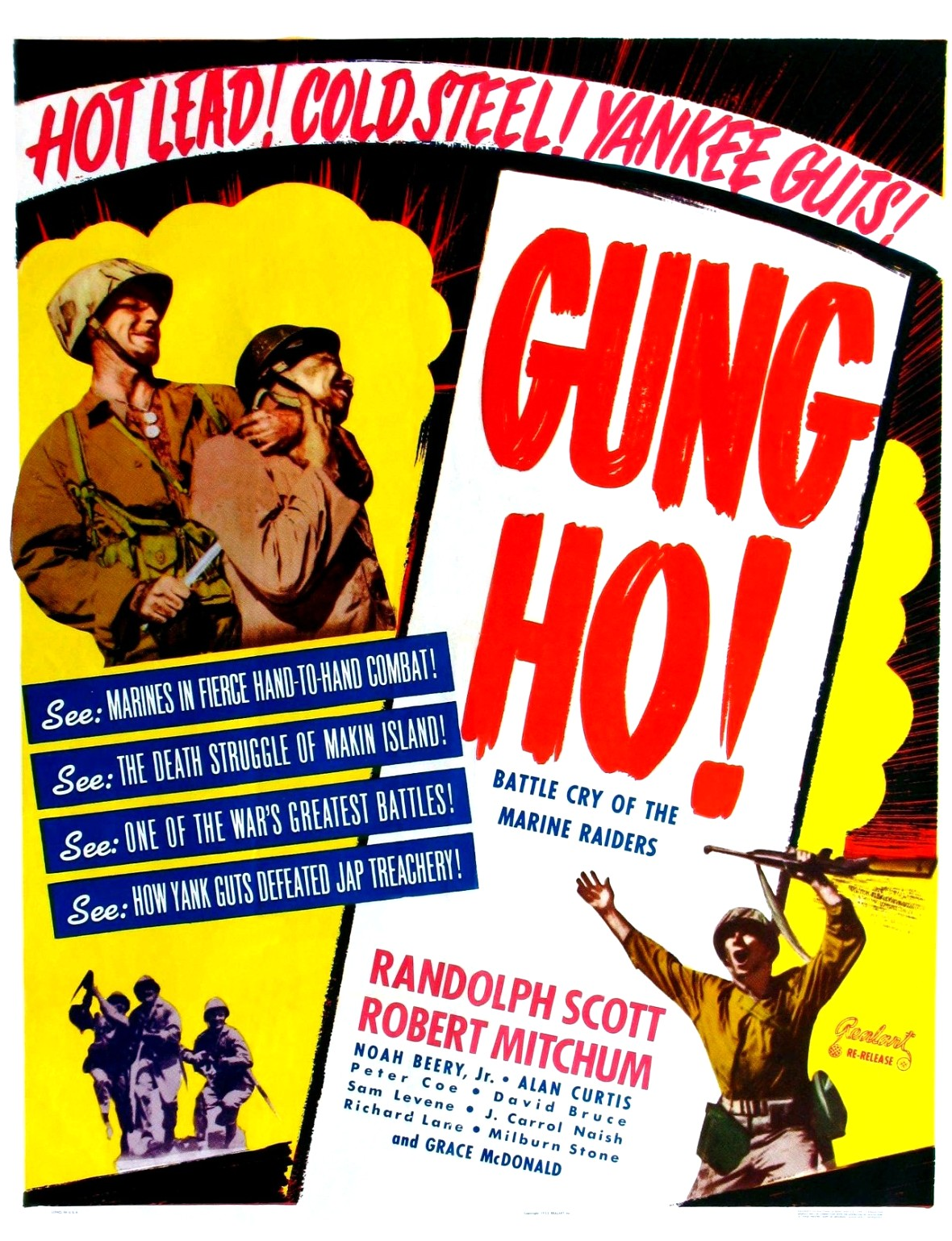 Analysis of movie gung ho