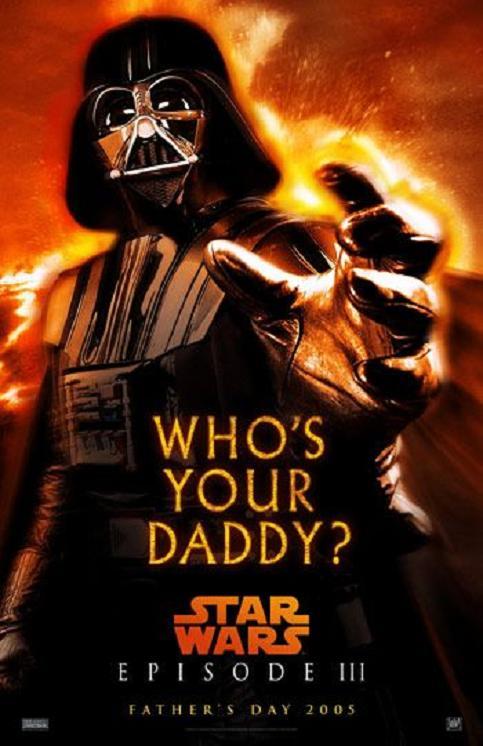 Star wars episode 3 la revanche des sith les affiches du film