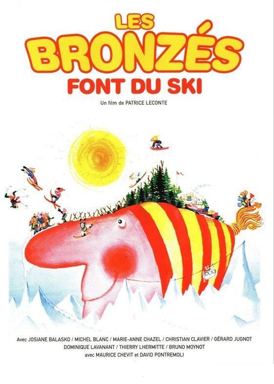 les bronz s font du ski 1080p