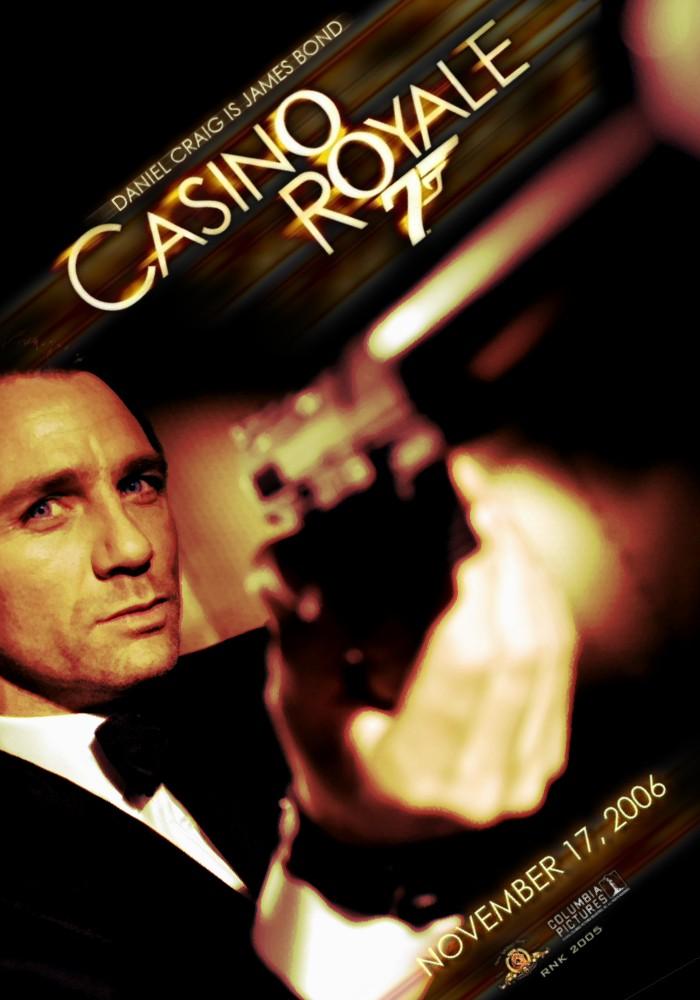 Casino royale colonna sonora