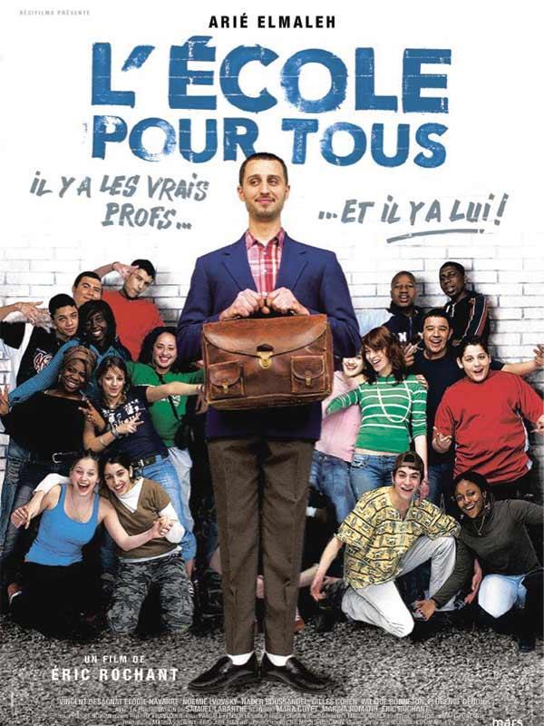 Affiche du Film L'ecole Pour