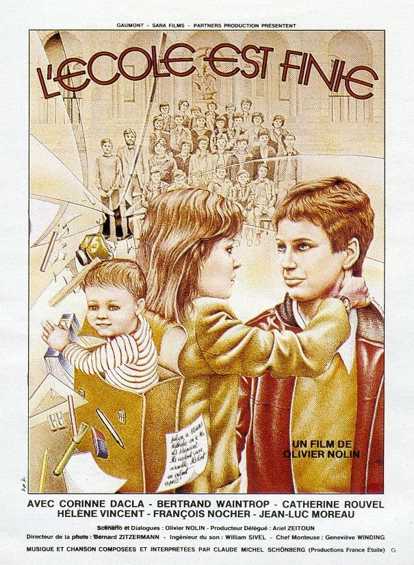 L'ecole Est Finie Film 1979