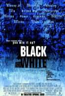 Affiche du film Black and white