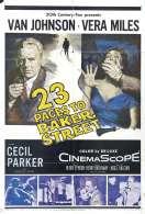 A Vingt Trois Pas du Mystere, le film