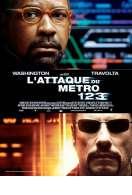 Affiche du film L'Attaque du m�tro 123