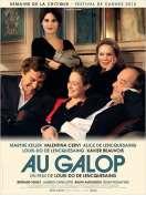 Affiche du film Au galop