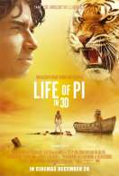 Affiche du film L'Odyss�e de Pi