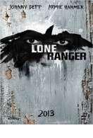 Affiche du film Lone Ranger, Naissance d'un héros