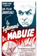 Le testament du Docteur Mabuse, le film