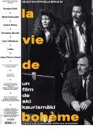 Affiche du film La vie de boh�me