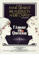Affiche du film L'amour en Question