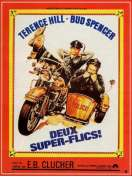 Affiche du film Deux super flics