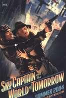 Affiche du film Capitaine Sky et le monde de demain