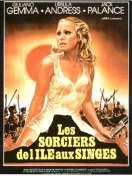 Affiche du film Les Sorciers de l'ile Aux Singes