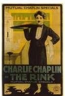 Affiche du film Charlot Patine